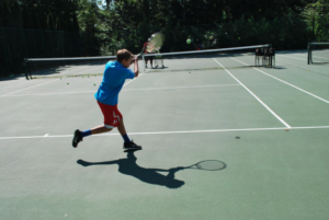 Brookline Tennis Camp for kids