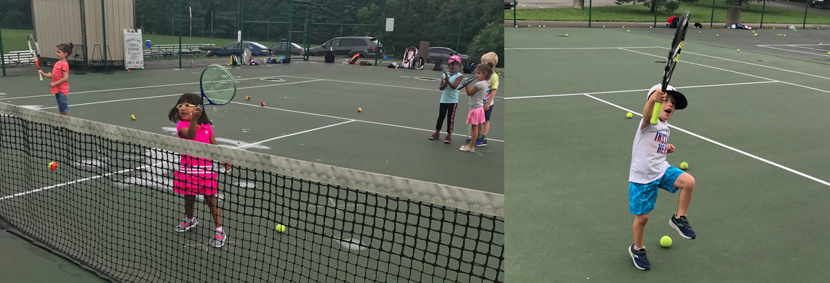 junior tennis camp brookline mass