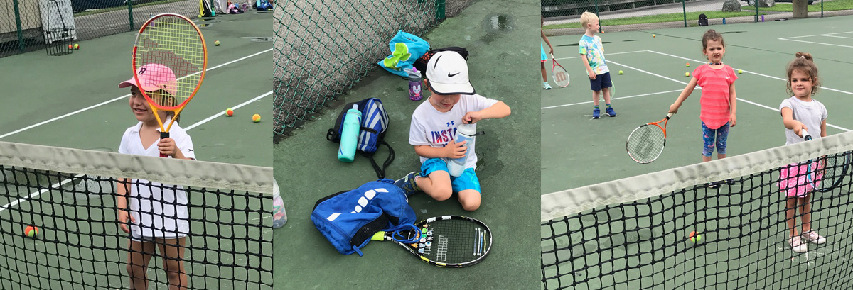 kids tennis camp brookline mass